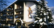 Apartrmánový dům REGINA, Zell am Ziller