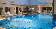 Hotel Palace 3*sup s bazénem / Hevíz