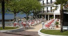 Hotel Santa Maria s bazénem – Brenzone, Lago di Garda