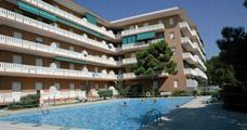 Rezidence Shakespeare s bazénem IN– Lignano Riviera