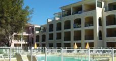 Rezidence Aryana s bazénem – Six Fours Les Plages