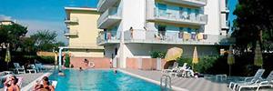 Rezidence Bali s bazénem IM– Lido di Jesolo