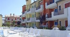 Villaggio Le Ginestre s bazénem IM– Lido di Cavallino