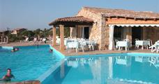 Rezidence Stella di Gallura s bazénem TT- Porto Rotondo