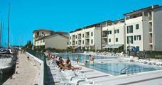 Rezidence Albatros s bazénem LA– Caorle