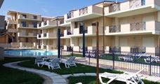 Villaggio Green Bay s bazénem CER– Pineto
