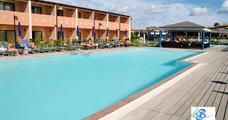 Baja Bianca Club Hotel s bazénem DI - Capo Coda Cavallo