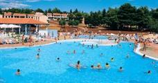 apartmány SOL POLYNESIA s bazénem TR - Umag