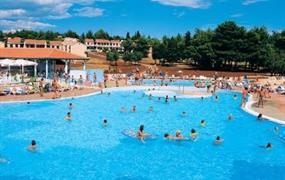 apartmány SOL POLYNESIA s bazénem - Umag
