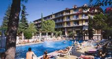 Hotel Palme s bazénem CH – Garda / Lago di Garda