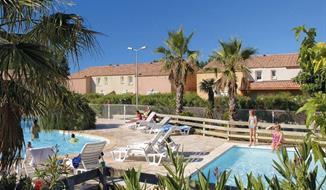 Rezidence Le Grand Bleu s bazénem  ODAL - Vendre Plage/Valras