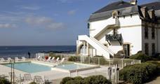 Rezidence Valentin Plage s bazénem - Batz sur Mer