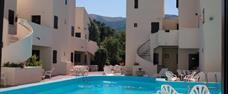 Hotel Narval s bazénem - Calcatoggio