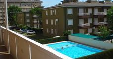 Rezidence Holiday s bazénem – Porto Santa Margherita