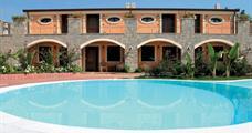 Rezidence Baia Infreschi s bazénem RE– Marina di Camerota