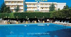 Hotel Le Palme s bazénem RE– Paestum