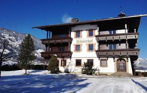 Apartmány Römerhof