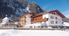 Hotel Wiese s bazénem - St. Leonhard im Pitztal