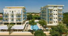 Hotel Miami s bazénem SK– Lido di Jesolo