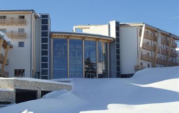 Hotel Le Blanc - Monte Bondone
