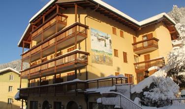 Hotel Dolomiti - Capriana