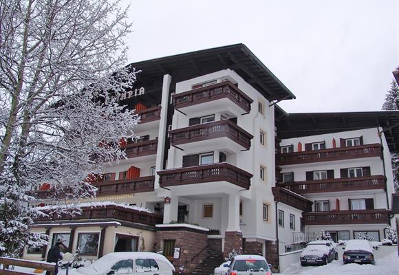Hotel Olympia PIG– Selva di Val Gardena ***