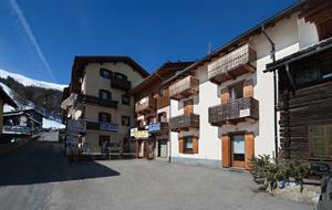 Apartmány Carosello 3000