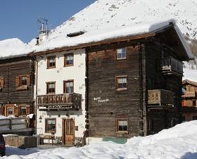 Apartmány VARI - Livigno