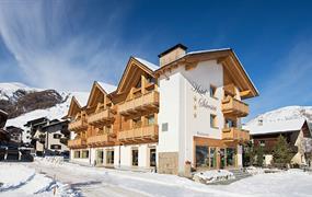 Hotel a depandance Silvestri - Livigno