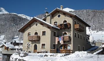 Rezidence Casa Fiocco di Neve