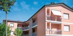Apartmány Dei Pini - Bibione