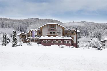 Hotel Tevini- Commezzadura