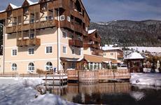 Hotel Alpen Eghel S - Folgaria