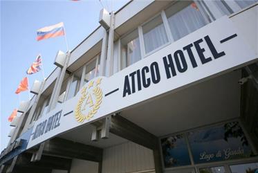 Hotel Atico - Desenzano del Garda