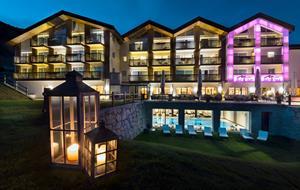 Hotel Lac Salin Spa & Mountain Resort S - Livigno