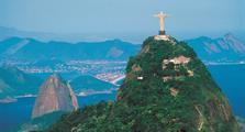 Rio de Janeiro a vodopády Iguacu