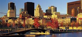 Niagara a metropole Východní Kanady