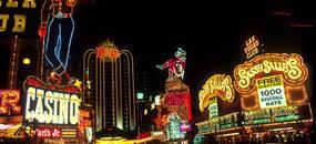 Atrakce Las Vegas, Los Angeles a San Diega