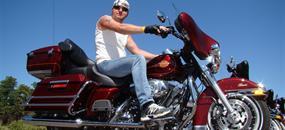 Na motocyklech Kalifornií a Nevadou