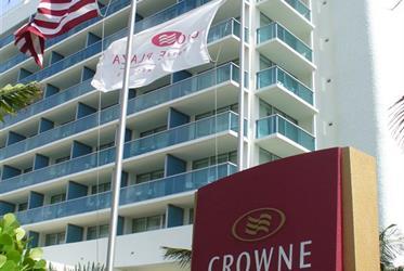 Crowne Plaza Hollywood Beach Hotel