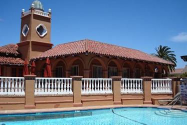 Best Western El Rancho Inn, airport