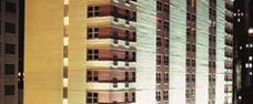 Ramada Suites, centrum