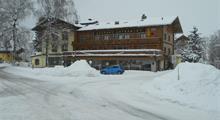 Lyžování v Rakousku vlastní dopravou - Kaprun / Zell am See - penzion Unterwirt a jeho depandance
