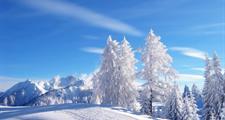 4 dny lyžování autobusem s polopenzí Kaprun - Zell am See / Saalbach - Hinterglemm
