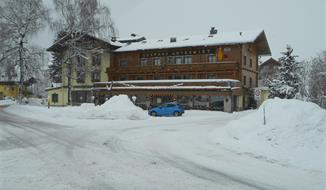 Lyžování v Rakousku - Maishofen - penzion Unterwirt a jeho depandance - Saalbach