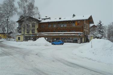 Lyžování v Rakousku - Maishofen - penzion Unterwirt a jeho depandance - Sallbach / Kaprun