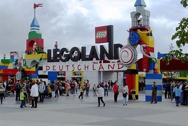 Legoland v Německu