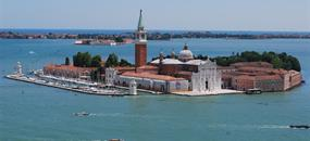 Romantika Benátek a ostrovů v laguně