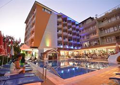 Hotel Kleopatra Arsi
