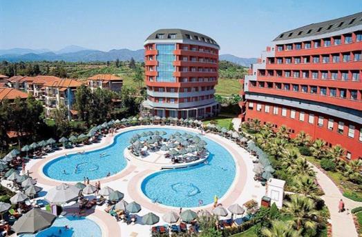 Delphin Deluxe Resort *****